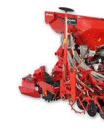 Kverneland S-Drill iM Farming, Isobus, IsoMatch, easy access