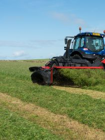 Vicon EXTRA 787T, 8.75m  triple mower conditioner