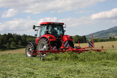 Tedders, 3pt mounted - Kverneland 8460 - 8480, compact tedders for hay making