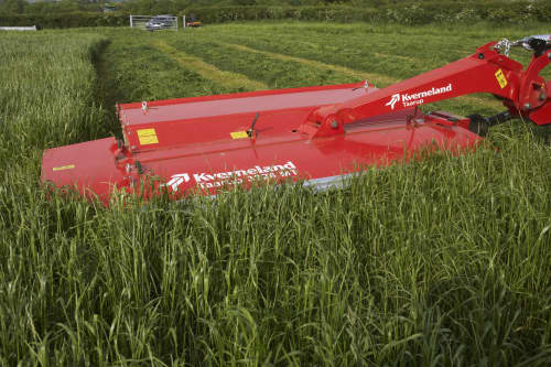 Kverneland 3200 MN/MR, low weight and aggressive conditioning