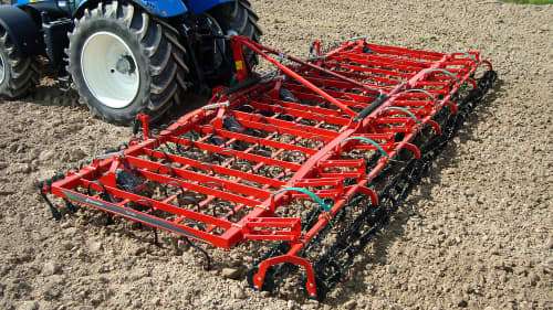Kverneland, seedbed harrows, cultivation