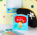 Personalised Potty training pirate book