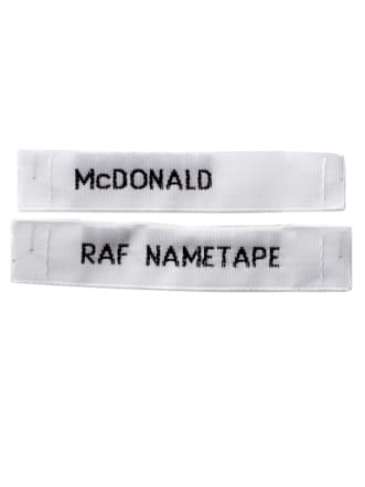 Army Labels