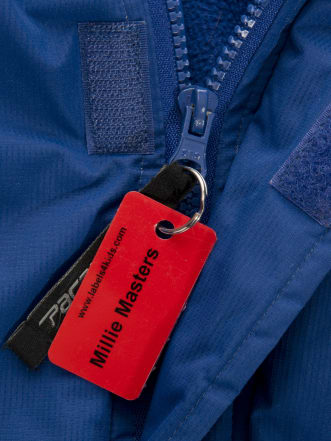 Personalised Jacket Tags
