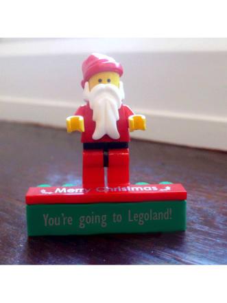 Santa LEGO®