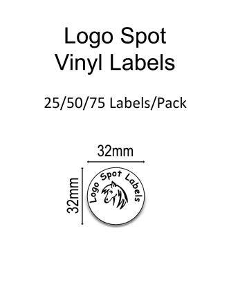 Logo Spot Labels