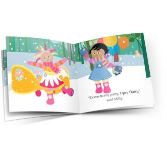 Personalised In the Night Garden Christmas book