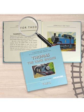 Personalised Thomas The Tank Engine Book - First Edition