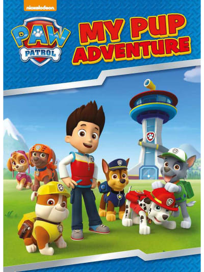 PAW Patrol Front Cover