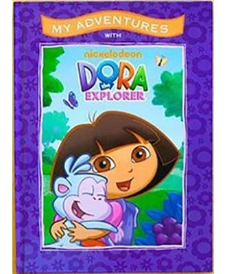 Dora the Explorer - Personalised Adventure Book