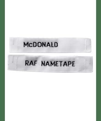 Étiquettes Spéciales Armée