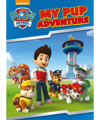 Personalised Book PAW Patrol: My Pup Adventure