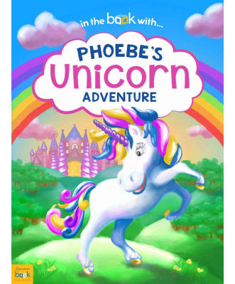 Personalised Children's Book: My Unicorn Story Adventure
