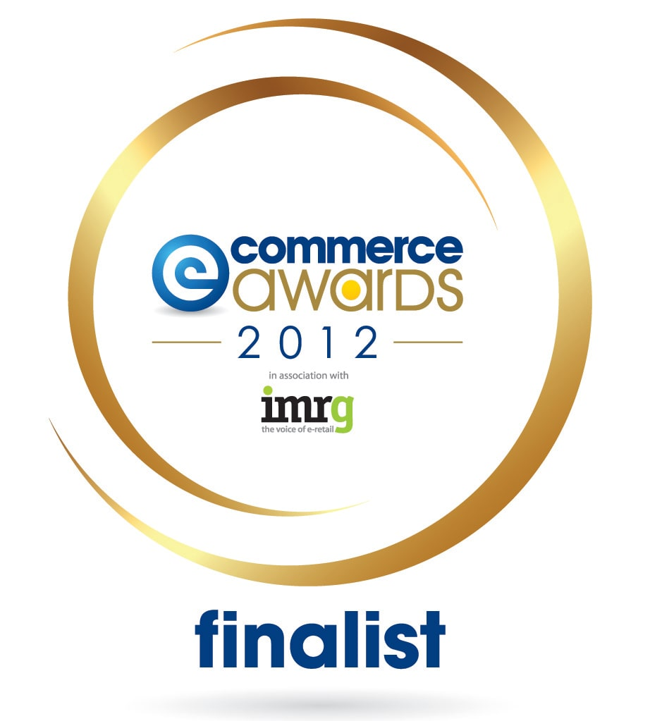 Ecommerce awards 2012
