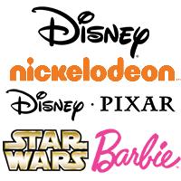 Barnens Favoritfigurer