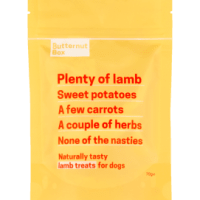 Our tasty Lamb Treat bag