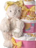 Beige Plush Teddy Bear