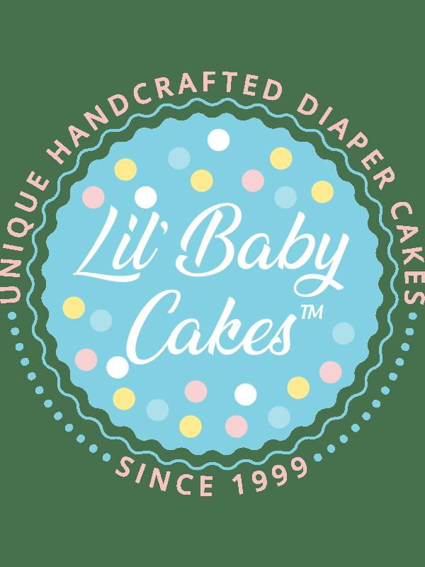 Lil' Roary 3 Tier Diaper Cake