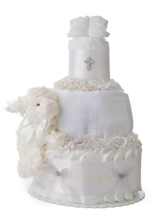 My Christening Lil' Baby Cake