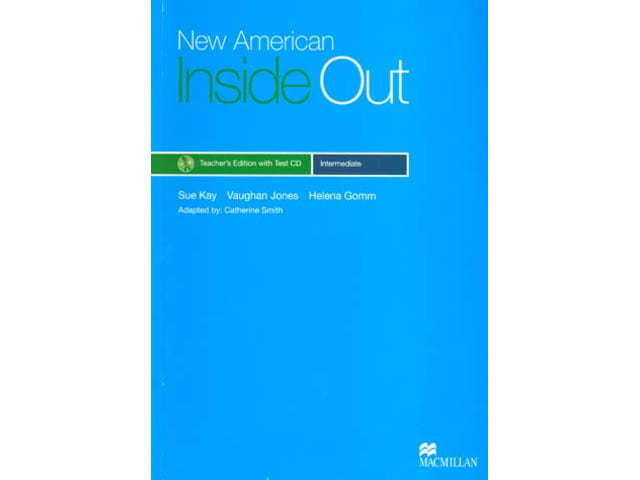 New American Inside Out Inter TB+ TestCD