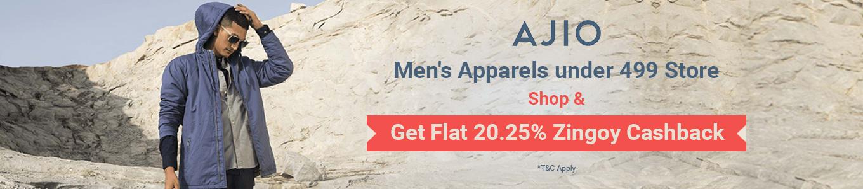 Ajio men s apparels desktop avi65l