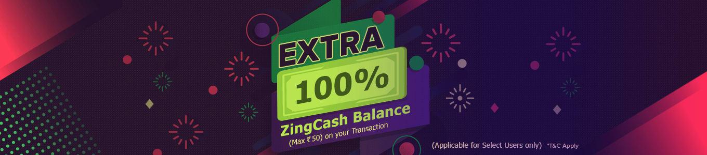 Flat 100  extra zingcash desktop  3  vk0k9y