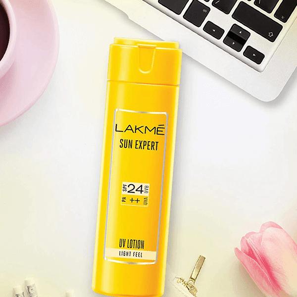 Lakme Sun Expert SPF 24 PA UV Sunscreen Lotion