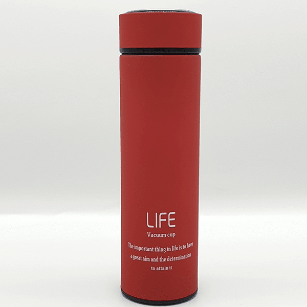 Vacuum insulated stainless steel life flask slider 1 ycao1g