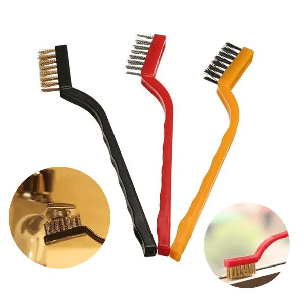 Mini wire brush set slider mq7ftx