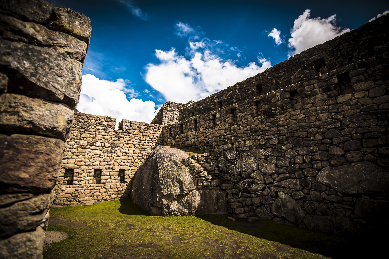 Luces del imperio inca