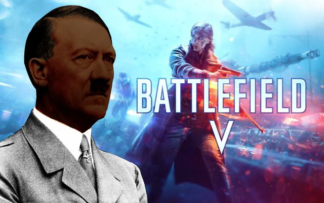 """Hitler Will Be Black"" Confirms EA, Leaving Fans Not Sure If They Should Be Angry Or Not"