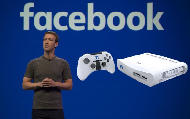 Zuckerburg Reveals Facebook's Plans For The Game Industry