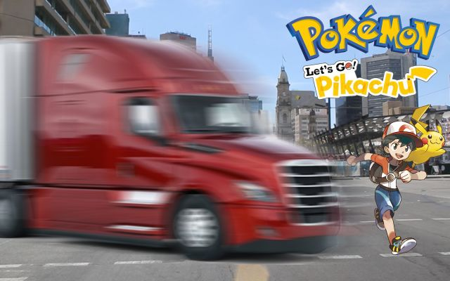 "New ""Pokémon Go"" Sequel For Switch Requires Children To Play In Street"