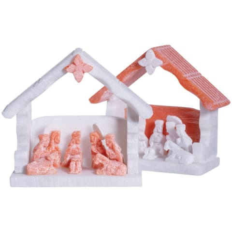 Nativity Hut