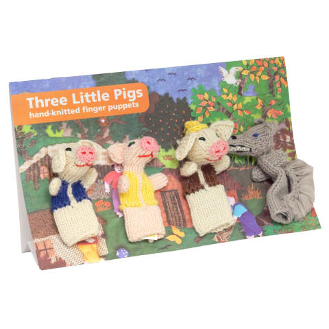 USP303B Three Little Pigs