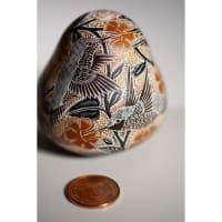 Hummingbird - gourd art - mini