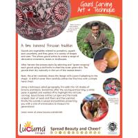 LSCGA03 Gourd Carving Techniques