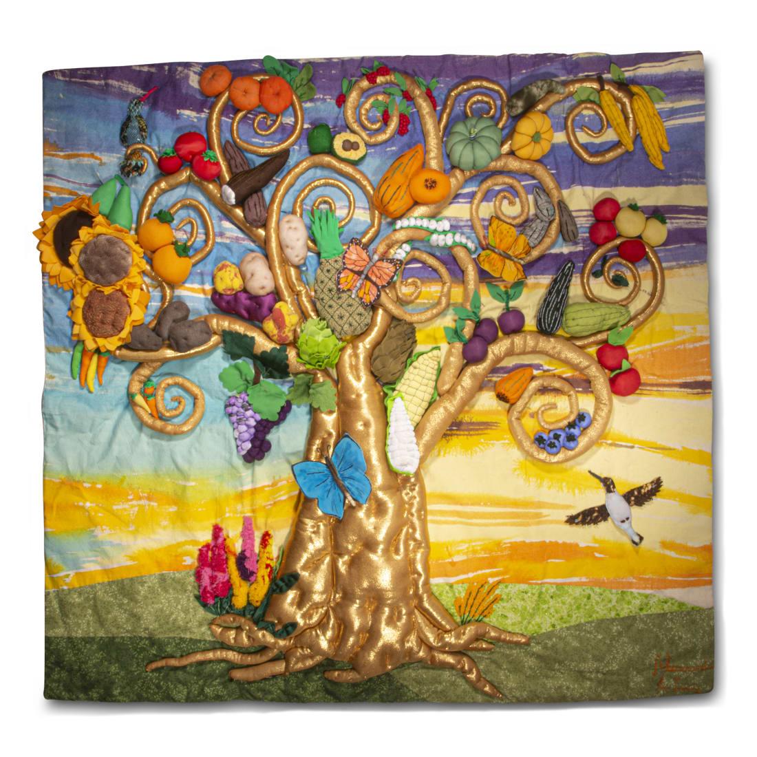 Bountiful Harvest Tree - Large