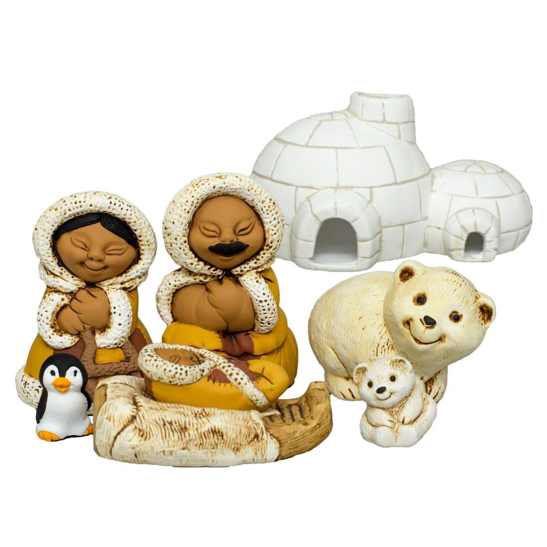 Polar Bears - Medium