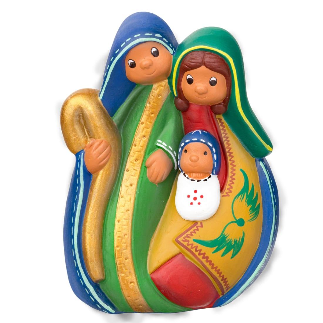 FAN154S Joyful Holy Family