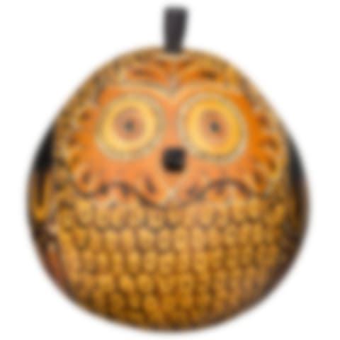CGB227M Ruffled Owl