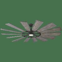 Prairie 72 LED - Aged Pewter