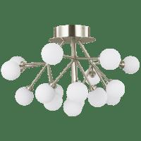Mara Ceiling Satin Nickel 2700K 90 CRI Integrated LED 90 cri 2700k 120v-277v unv (t24)
