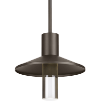 Ash 12 Outdoor Pendant Cylinder Bronze 3000K 90 CRI 3000K Low Output