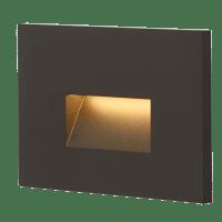 Ikon Outdoor Step Light bronze 2700K/3000K Selectable 90 CRI 120V