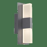Lyft 12 Outdoor Wall Charcoal Diffuser 2700K 80 CRI