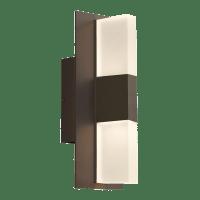 Lyft 12 Outdoor Wall Bronze Diffuser 2700K 80 CRI In-Line Fuse