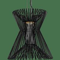Syrma Grande Suspension Matte Black 3000K 90 CRI  LED 90 CRI 3000k 120v-270v unv