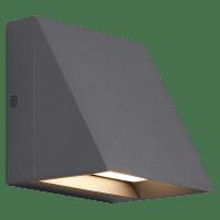 Pitch Single Outdoor Wall Single Charcoal 3000K 80 CRI led 80 cri 3000k 120v