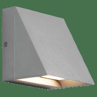 Pitch Single Outdoor Wall Single silver 2700K 80 CRI led 80 cri 2700k 277v